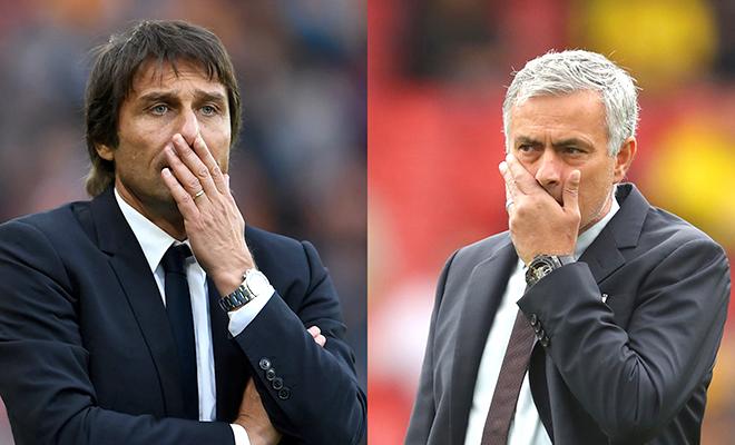 Mourinho, Conte đang phải giải quyết hậu quả nặng nề từ người tiền nhiệm
