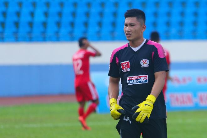 HLV Lê Thụy Hải chọn đội hình tiêu biểu V.League 2016