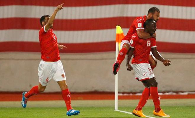 Đối thủ của tuyển Anh: Những điều cần biết về 'tí hon' Malta