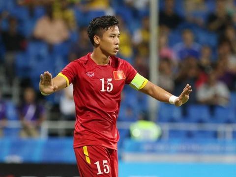 Tuyển Việt Nam có thể mất Quế Ngọc Hải ở AFF Cup 2016