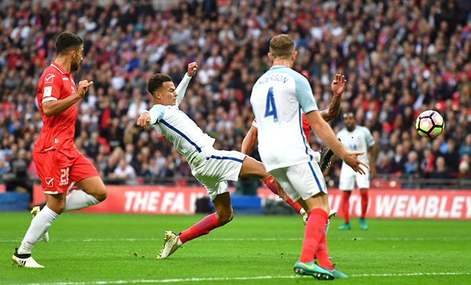 Khi Henderson và Alli là trụ cột tuyển Anh