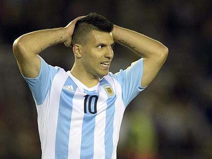 6h30 ngày 12/10, Argentina - Paraguay (lượt đi 0-0): Hai thế giới của Aguero