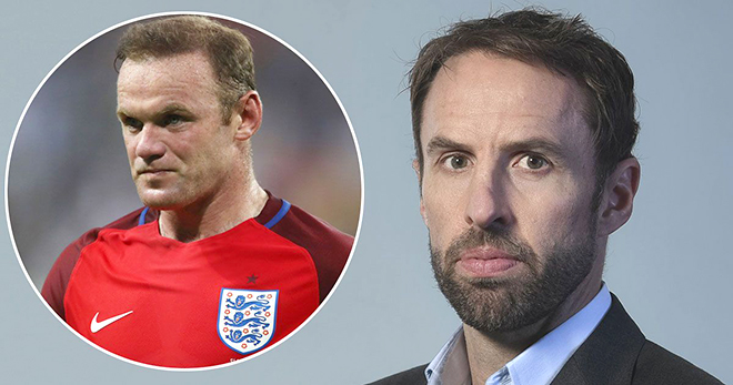 Hãy giải thoát Rooney, Southgate!