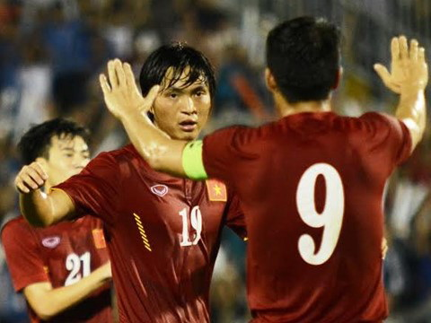'Xuân Trường, Tuấn Anh và Công Phượng sẽ dự AFF Cup 2016'
