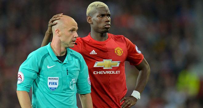 Trọng tài Anthony Taylor bắt trận Man United - Liverpool là lựa chọn không công bằng