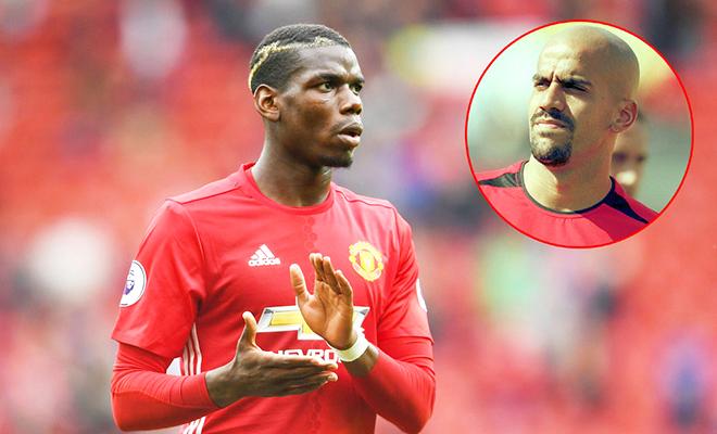 Man United: Pogba có trở thành Veron mới?