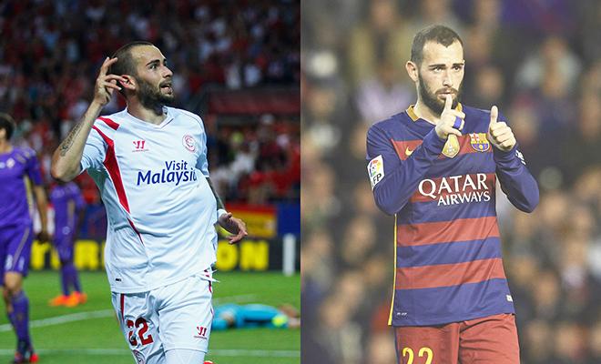 Barcelona: Aleix Vidal là phiên bản lỗi của chính mình