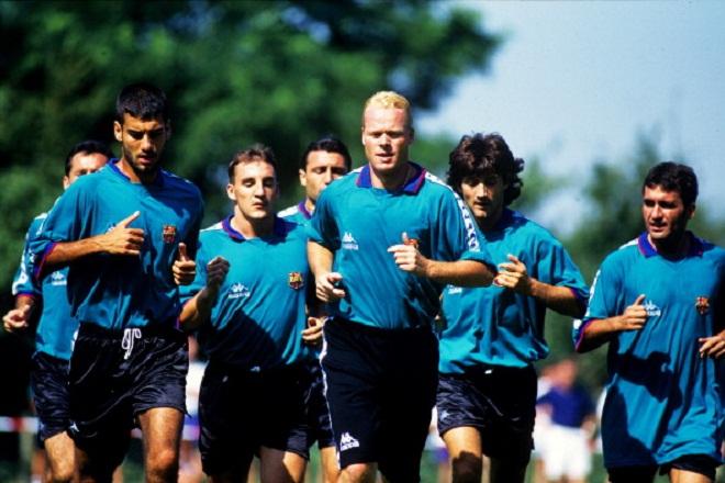 Guardiola đối đầu Koeman: Cuộc chiến giữa hai môn đệ của Cruyff