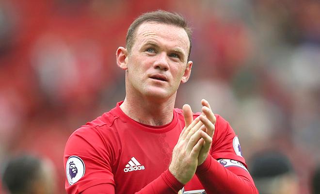 Rooney chững lại ở tuổi 30 vì cái cổ... bò tót?