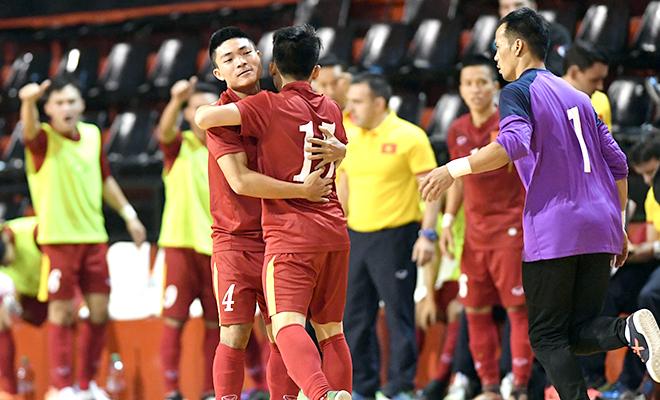 Giải futsal Đông Nam Á 2016 chuyển từ Thái Lan sang Indonesia