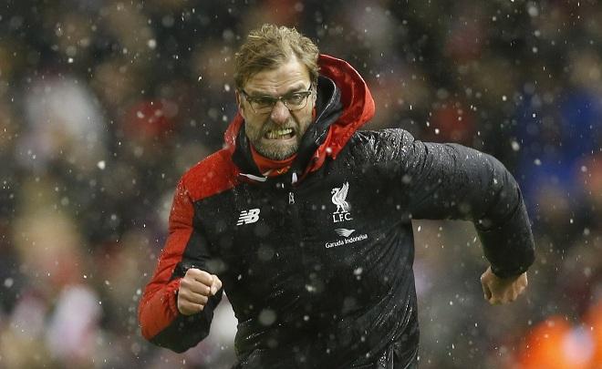 Jurgen Klopp PHÁT KHÓC với lịch thi đấu dịp năm mới của Liverpool