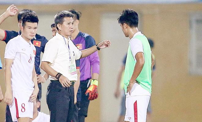 U19 Việt Nam và tâm huyết của HLV Hoàng Anh Tuấn