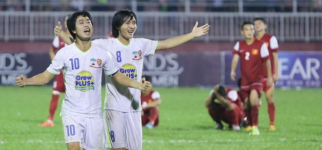 Công Phượng, Tuấn Anh sẽ dự U21 quốc tế tại TP. Hồ Chí Minh