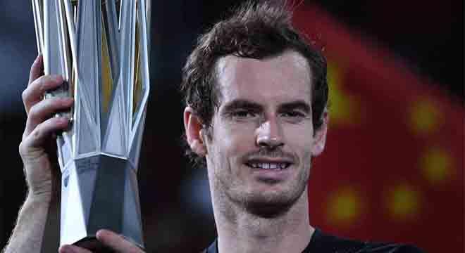 Tennis ngày 17/10: Murray sắp chiếm vị trí số 1 của Djokovic. Nadal muốn thiết kế lại bóng tennis