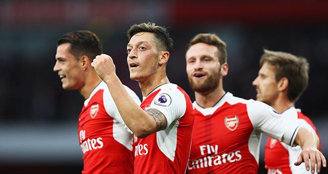 5 lý do để tin Arsenal sẽ vô địch Premier League mùa này
