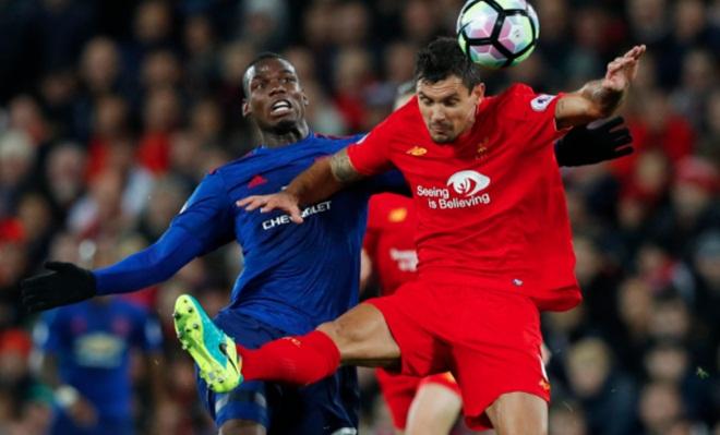 Ibra và Pogba bị chỉ trích nặng nề vì quá tệ trước Liverpool