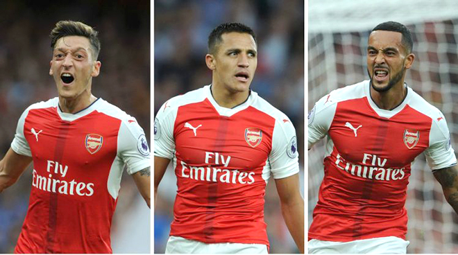 Walcott và Sanchez thăng hoa, Arsenal có cần sát thủ?