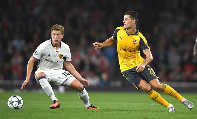 01h45 ngày 20/10, Arsenal-Ludogorets: Xhaka chưa chứng minh được gì nhiều