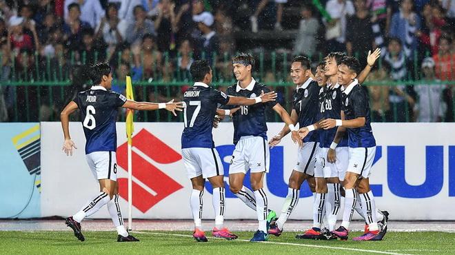 Campuchia là đối thủ của tuyển Việt Nam ở AFF Cup 2016?