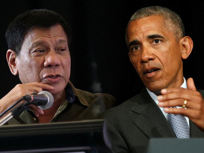 Mỹ khó hiểu với những phát ngôn của Tổng thống Duterte