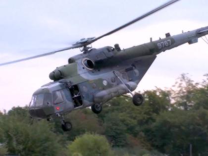 Rơi máy bay trực thăng Mi-8, 21 người thiệt mạng