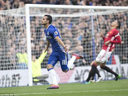 Man United thua đậm Chelsea: Ngày đen tối nhất của Mourinho