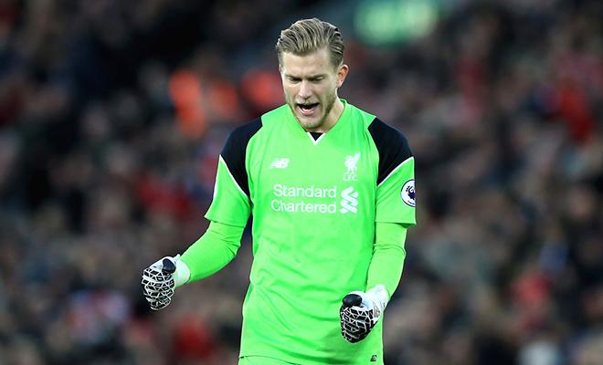 Karius sẽ là De Gea của Liverpool?
