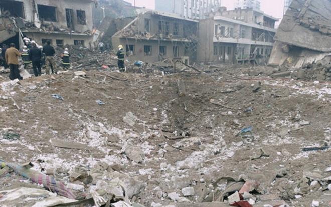 Nổ lớn rung chuyển thị trấn ở Trung Quốc: Hơn 100 người thương vong