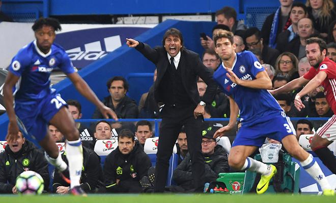 Chelsea lột xác ra sao với 3-4-3?