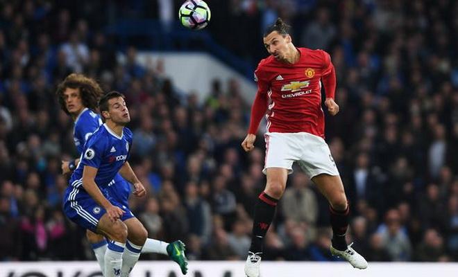 Đến lúc Mourinho cho Ibrahimovic dự bị ở Man United?