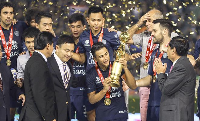 Toyota Mekong Club Championship 2016: B.Bình Dương lỡ chân, SHB Đà Nẵng phải đấu loại