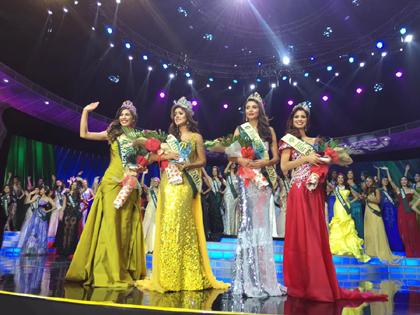 Chung kết Hoa hậu trái đất 2016: Người đẹp Ecuador đăng quang, Nam Em trượt Top 4