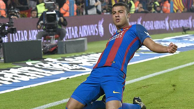 """Rafinha, """"sát thủ"""" ẩn danh của Barca"""