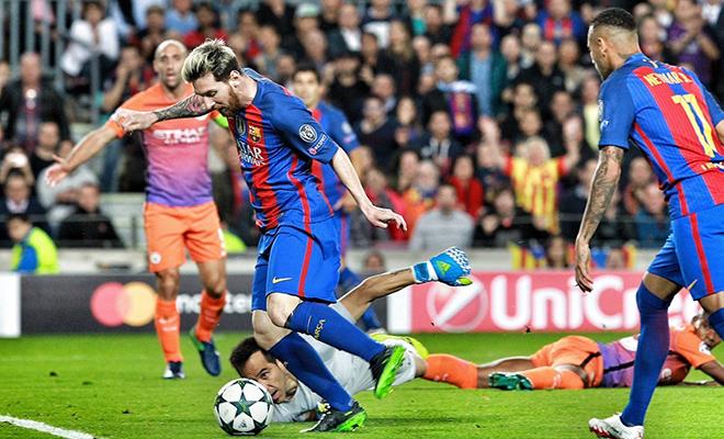 Nếu Man City lại thua Barca, đã đến lúc Pep Guardiola nói câu tạ từ
