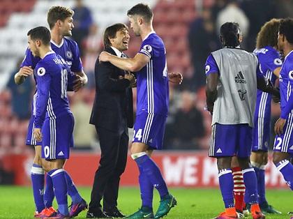 Chelsea của Conte là thế lực lớn ở ngoại hạng Anh?