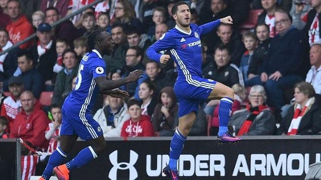 CẬP NHẬT tối 2/11: Man United săn 2 hậu vệ của Atletico. Hazard xuất sắc nhất tháng 10 Premier League