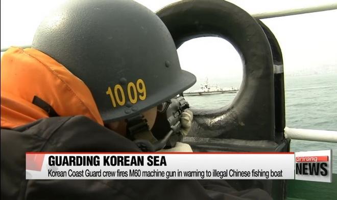 CHI TIẾT trận 'hỗn chiến' kinh hoàng giữa cảnh sát biển Hàn Quốc và tàu cá Trung Quốc