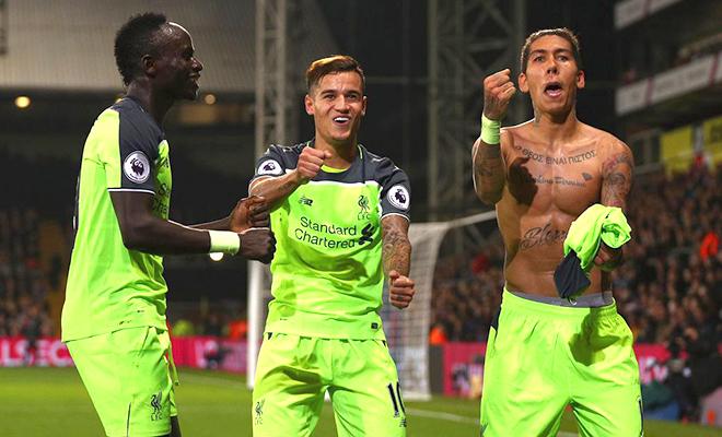 Liverpool ngày càng giống một nhà vô địch