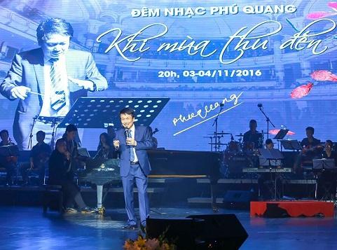 Đi nghe Phú Quang, chỉ để 'xem' Ngọc Anh hát?