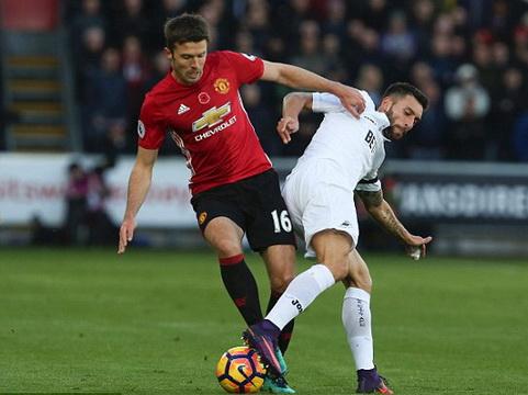 Man United: Không phải Ibra hay Pogba, Carrick mới là người đặc biệt
