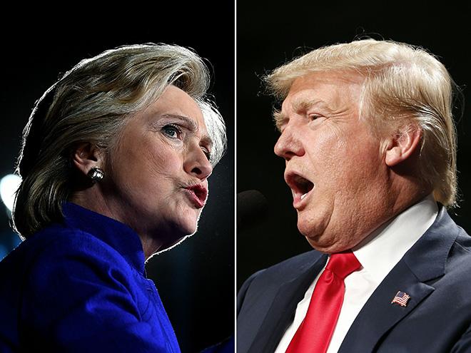 CẬP NHẬT bầu cử Mỹ: 41 triệu cử tri đã bỏ phiếu sớm, Hillary Clinton dẫn trước Donald Trump