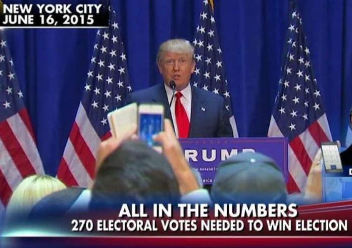CẬP NHẬT bầu cử Mỹ: Donald Trump thú nhận 'thất bại là mất 100 triệu USD tiền túi'