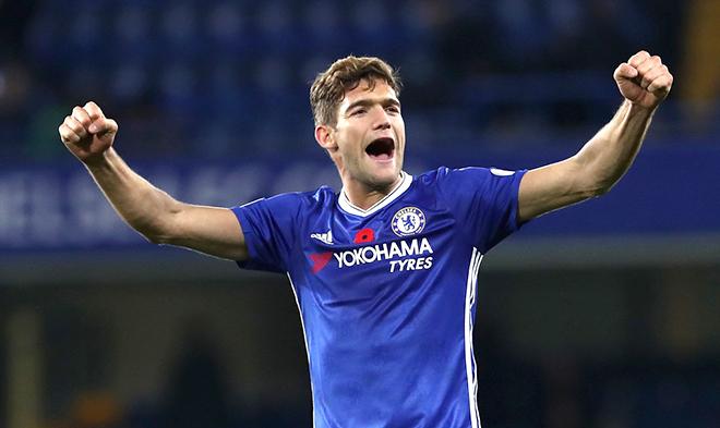 Chelsea: Marcos Alonso, báu vật của Conte bên cánh trái