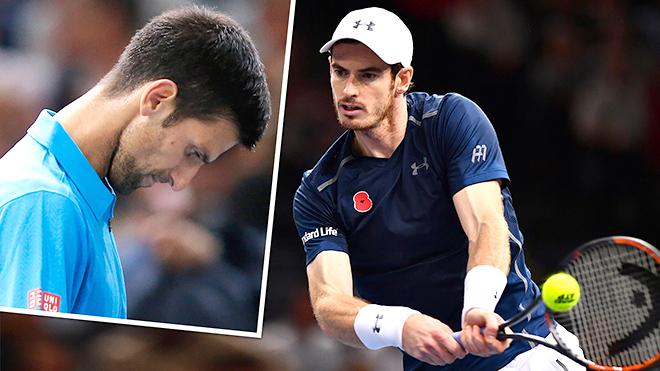 Djokovic, Murray, và chuyện về 'bộ giáp tâm lý'
