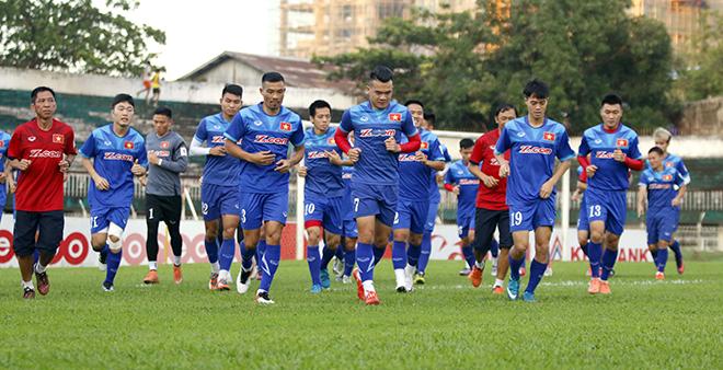 Đồng đội cũ của Hữu Thắng hết lời khen đội tuyển dự AFF Cup
