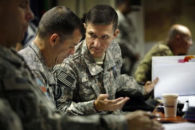 Ông Trump tin dùng 'tướng về hưu' Michael Flynn trong an ninh quốc gia