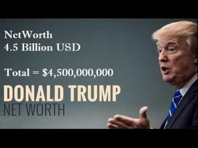 Chương trình 'NGỐN' 550 tỷ USD của ông Trump bất ngờ được hoan nghênh