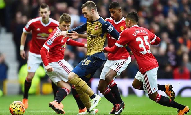 19h30, 19/11, Man United – Arsenal: Đá sân nhà, Mourinho cũng 'dựng xe bus'?