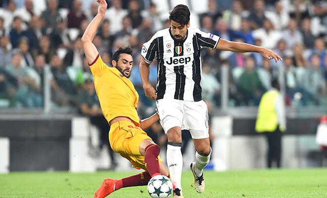 Sami Khedira: Người cận vệ đáng tin cậy của Juventus