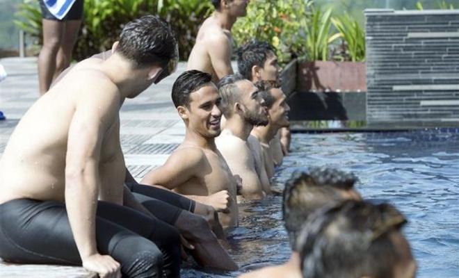 HLV Malaysia hy vọng 'tra tấn' Việt Nam nhờ thời tiết nắng nóng